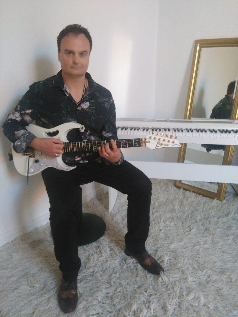 Michael Wondra Gitarrenunterricht Landau, Kirchheimbolanden