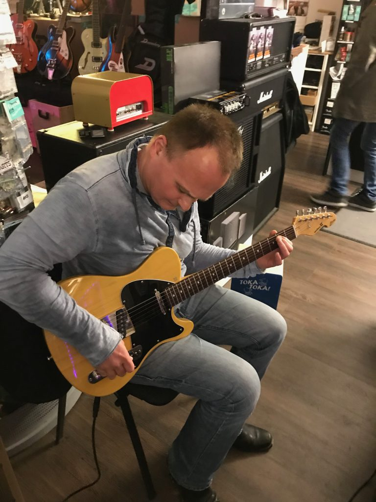 Michael Wondra Gitarrenunterricht